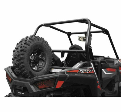 DragonFire Racing Polairs RZR Bed Mount Spare Tire Carrier 520671