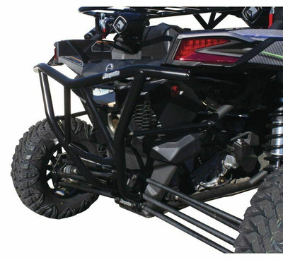 DragonFire Racing Can-Am X3 900 Bumper Rear Black 521362