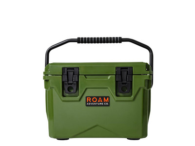 ROAM Adventure Co Rugged Cooler 20QT ODGREEN ROAM-CLR-20-ODGREEN