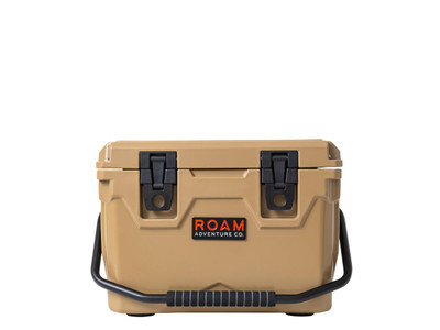 ROAM Adventure Co Rugged Cooler 20QT DESERTTAN ROAM-CLR-20-DESERTTAN