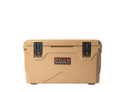 ROAM Adventure Co Rugged Cooler 45QT DESERTTAN ROAM-CLR-45-DESERTTAN