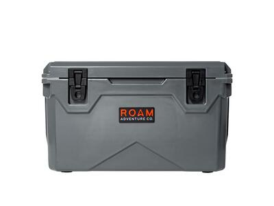ROAM Adventure Co Rugged Cooler 65QT SLATE ROAM-CLR-65-SLATE