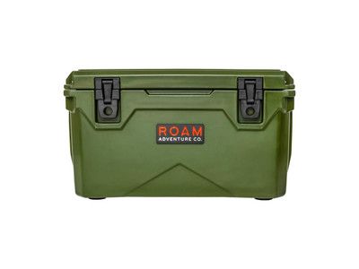 ROAM Adventure Co Rugged Cooler 65QT ODGREEN ROAM-CLR-65-ODGREEN
