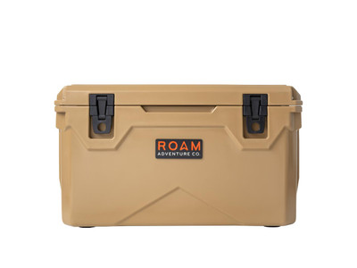 ROAM Adventure Co Rugged Cooler 65QT DESERTTAN ROAM-CLR-65-DESERTTAN