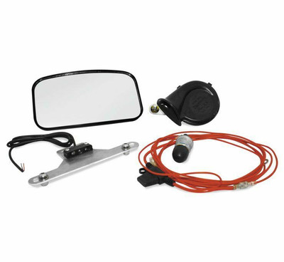 DragonFire Racing Universal Road Ready Kit Silver 520917