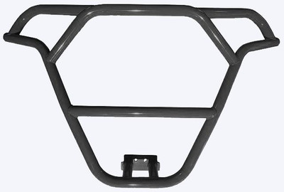 Tab Performance Polaris RZR XP1000 Tubular Front Bumpers Black 715-1001-BLK