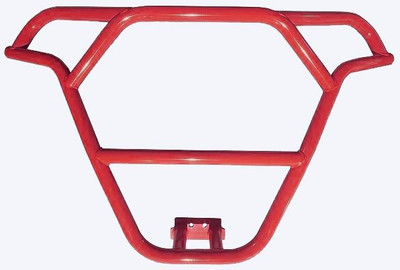 Tab Performance Polaris RZR XP1000 Tubular Front Bumpers Red 715-1001-RED