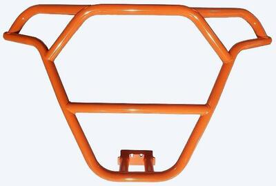 Tab Performance Polaris RZR XP1000 Tubular Front Bumpers Orange 715-1001-ORG