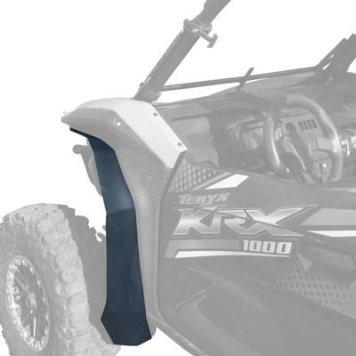MudBusters Kawasaki Teryx KRX 1000 RaceLite Fender Flares Front Only MB-KRX-RL-F