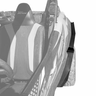 MudBusters Kawasaki Teryx KRX 1000 Max Coverage Fender Flares Rear Only MB-KRX-MC-R