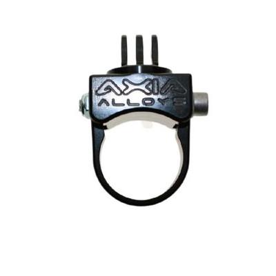 Axia Alloys Gopro Camera Tubing / Handlebar Mount Black MODPRO-BK