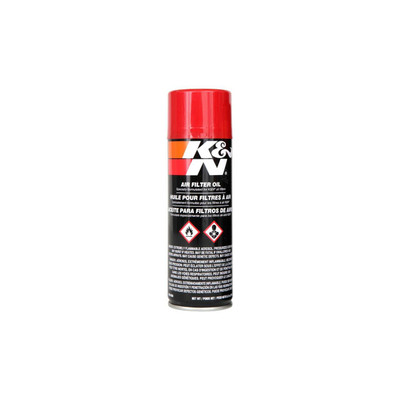 KandN Filters Air Filter Oil Aerosol 6.5 oz 99-0504