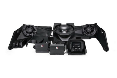 MB Quart Can-Am Maverick X3 Audio System Stage 3 MBQX-STG3-1