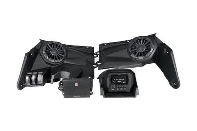 MB Quart Can-Am Maverick X3 Audio System Stage 2 MBQX-STG2-RAD-1