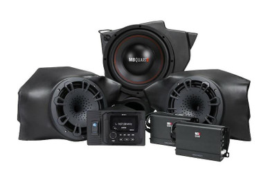 MB Quart Polaris RZR Audio System Stage 3 Gen 2 MBQR-STG3-2