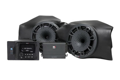 MB Quart Polaris RZR Audio System Stage 2 Gen 2 MBQR-STG2-RAD-2