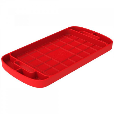 SandB Filters Silicone Tool Tray Red Large 80-1001L
