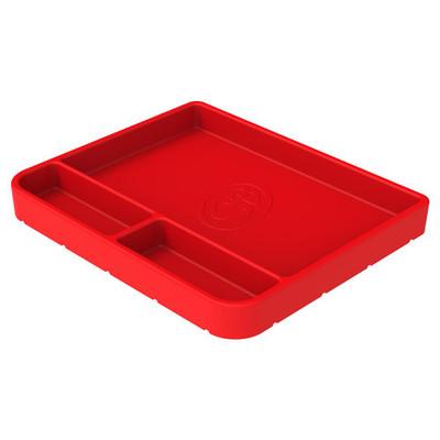 SandB Filters Silicone Tool Tray Red Medium 80-1001M