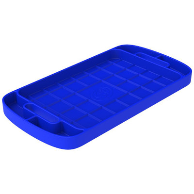 SandB Filters Silicone Tool Tray Blue Large 80-1002L