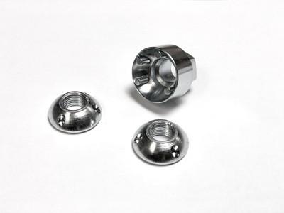 KC HiLites LKZ Light Lock Security Nut Set M12-1.75 7224