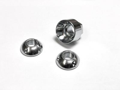 KC HiLites LKZ Light Lock Security Nut Set 1/2-20mm 7225
