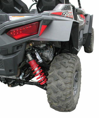 MudBusters RZR S 900/1000 Fender Flares Rear Only MudBusters 2266