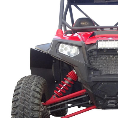 MudBusters 11-14 RZR XP 900 Fender Flares Front Only MudBusters 2271