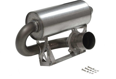 Flowmaster Can-Am X3 Competition Exhaust Kit - #7204 7204