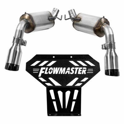 Flowmaster Can-Am Maverick Performance Exhaust Kit - #7202 7202