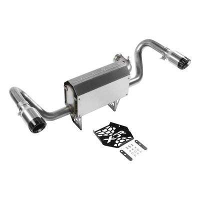 Flowmaster Can-Am Maverick X3 Performance Exhaust Kit - #7203 7203