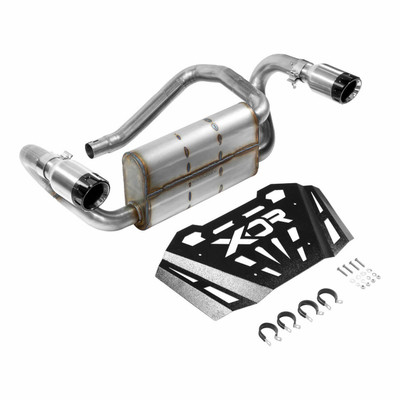 XDR Off-Road Flowmaster Competition Exhaust (2016-2021 Yamaha YXZ1000R) (7704)