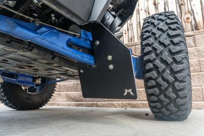 Madigan Polaris RZR Turbo S Mud Flap Kit Madigan Motorsports 2296