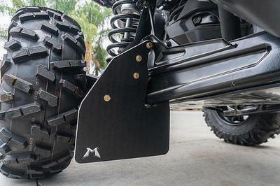Madigan Can-Am Maverick X3 Mud Flap Kit Madigan Motorsports 2298