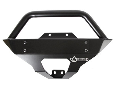 Assault Industries RZR Front Bumper, Stealth Lucent 201005PT3001