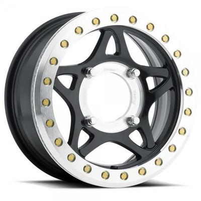 Walker Evans 14x6 Beadlock Racing UTV Wheels Gloss Black Walker Evans 2420