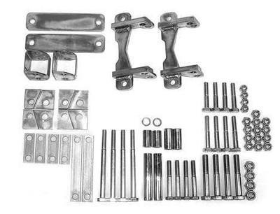 QuadBoss Kawasaki Teryx Lift Kit
