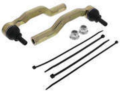 QuadBoss Polaris RZR XP Turbo/1000 Steering Rack Tie Rod Assembly Kits
