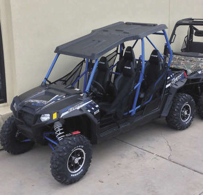 QuadBoss Polaris Ranger 800 Crew Roof