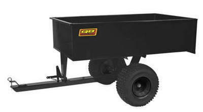 QuadBoss Large Heavy-Duty Dump Trailer - 3460HATV 3460HATV