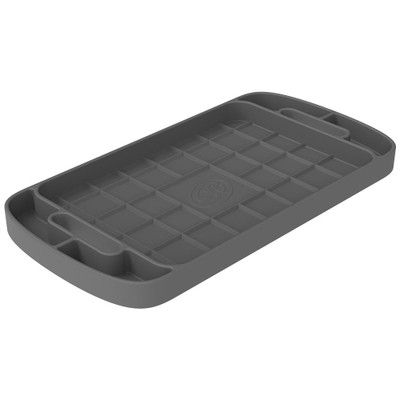 SandB Filters Silicone Tool Tray Charcoal Large 80-1004L