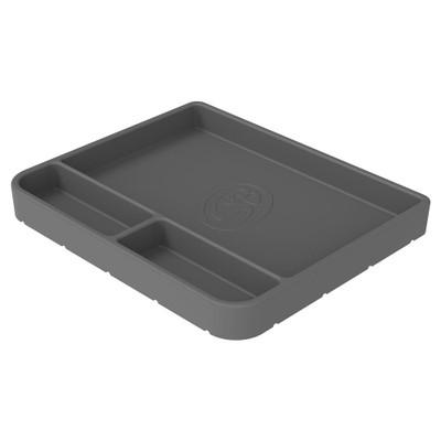 SandB Filters Silicone Tool Tray Charcoal Medium 80-1004M