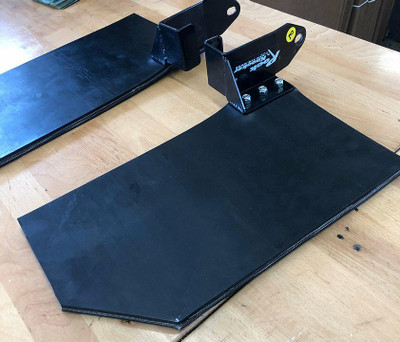 Rock Knocker Polaris RZR RS1 Rock Knocker Angled Tab PO-RZ-002-Angle-RS1