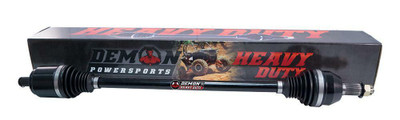 Demon Powersports Polaris RZR Heavy Duty 6 Lift Kit Axle Front PAXL-6058HD-6ET- 1