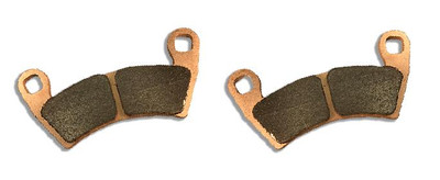 Demon Powersports Polaris RZR / Ranger Sintered Metal Brake Pad Front PATP-1116