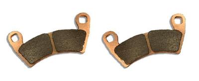 Demon Powersports Polaris RZR 570/800 Front Sintered Metal Brake Pad PATP-1119
