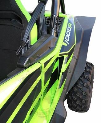 MudBusters Honda Talon 1000-R Standard Fenders Rear MB-TALR-RO