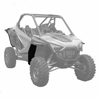 MudBusters Polaris RZR Pro XP 2020 Fender Flares Front and Rear MAX Coverage 90028