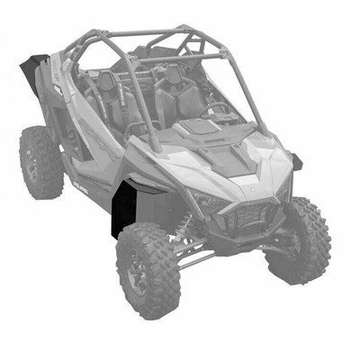MudBusters Polaris RZR Pro XP 2020 Fender Extensions Mudlite Front and Rear Extensions 90031