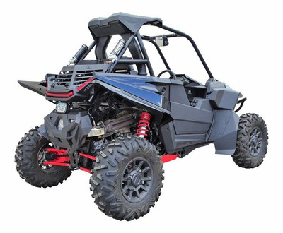 MudBusters Polaris RZR RS1 Fender Extensions Rear Only MB-RS1FACTXLRO
