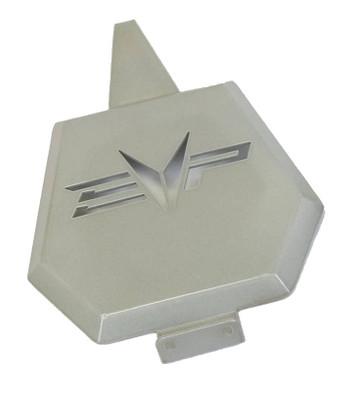 EVO Powersports Can-Am Maverick X3 Rear Valance Block Off Plate w/ Hardware Silver 300DC0087
